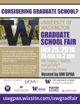 uw grad fair 2016 student flyer