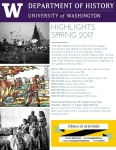spring 2017 history course highlights